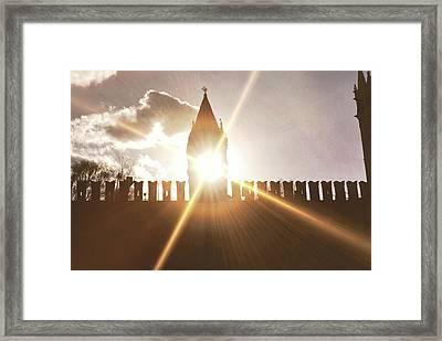 Solntse Framed Print by JAMART Photography