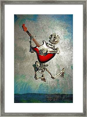 Solo Flight Framed Print by Jeff Gettis