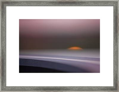 Solo Framed Print by Hilde Ghesquiere