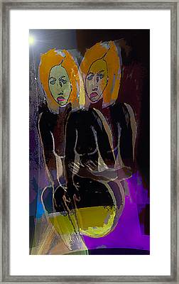 Solo Show Framed Print by Noredin Morgan