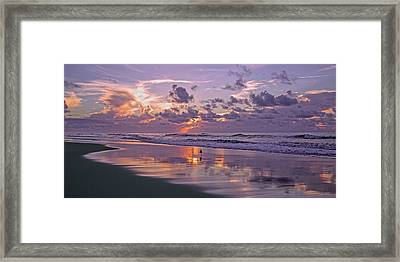I Remember You Every Day  Framed Print
