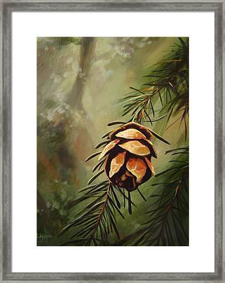 Solstice Framed Print by Hunter Jay