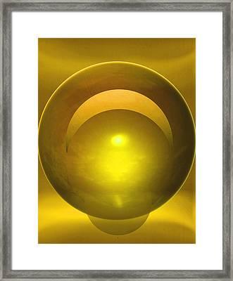 Solstice Framed Print by John Krakora