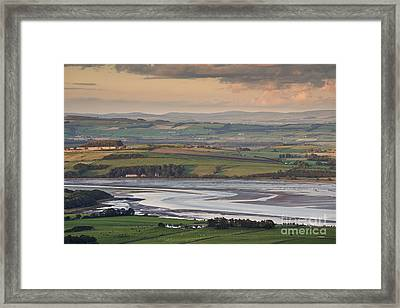 Solway Firth Framed Print by Rod McLean
