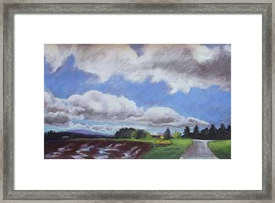 Some Call It Spring Framed Print by Grace Keown