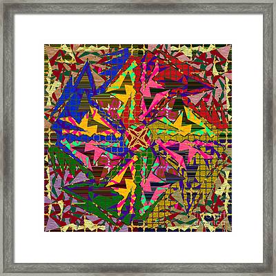 Some Harmonies And Tones 70 Framed Print