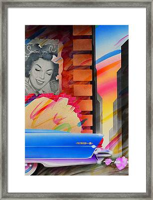 Someone You Love Framed Print by Charles Stuart