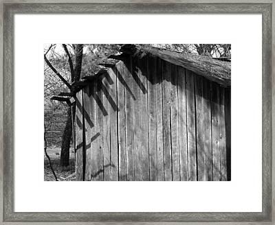 Someraingetsthrough Framed Print by Curtis J Neeley Jr
