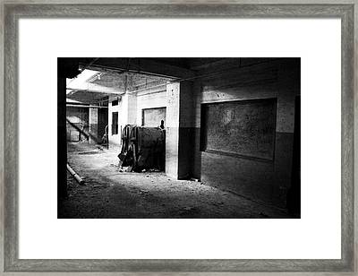 Something Wicked Framed Print by Mike McMurray