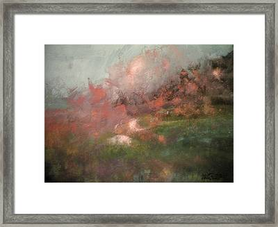 Sometime In Spring Framed Print by Anita Stoll