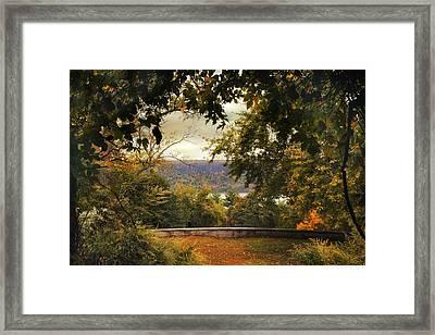 Somewhere Framed Print by Jessica Jenney