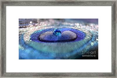 Somewhere Within Framed Print by Krissy Katsimbras