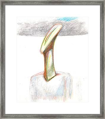 Son Of Dial Framed Print