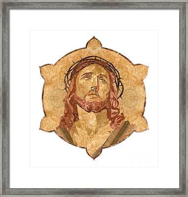 Son Of God Framed Print by Aydin Kalantarov