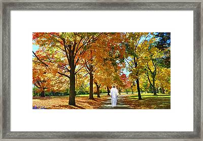 Son Of God Framed Print