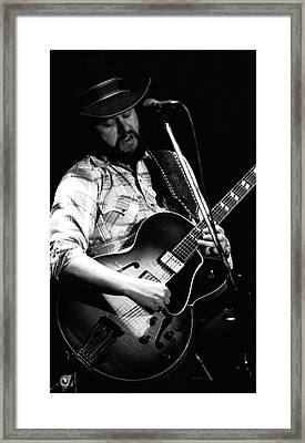 Son Of The South Framed Print