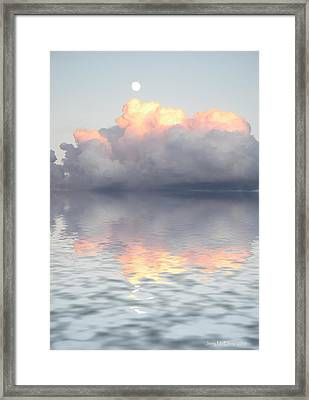 Son Of Zeus Framed Print by Jerry McElroy
