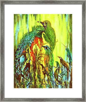 Song Of Costa Rica Framed Print