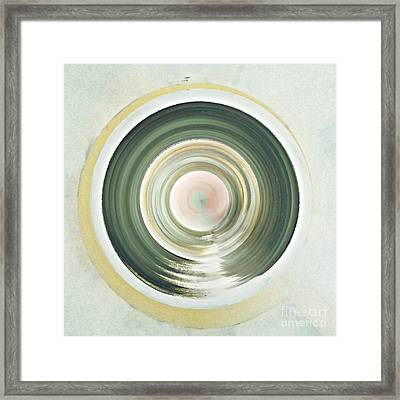 Song Framed Print