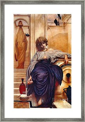 Songs Without Words 1860 Framed Print