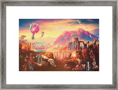 Sonntags Dream Framed Print by James McCarthy