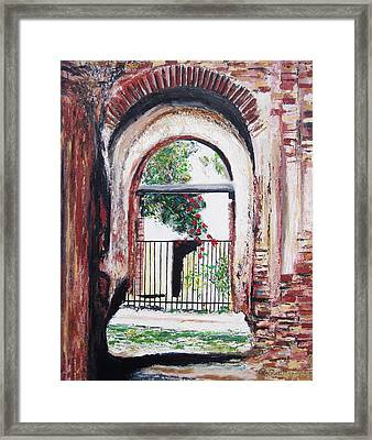 Sonora Mexico Framed Print by Richard Beauregard