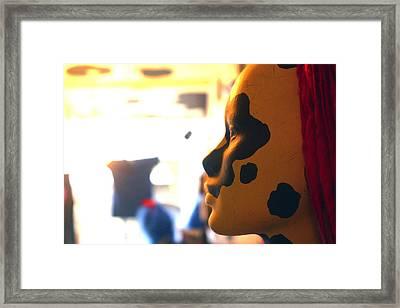 Soon Gone Framed Print by Jez C Self
