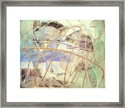 Soothe Framed Print by Melissa Goodrich