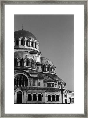Sophia Church Framed Print by Marcus Best