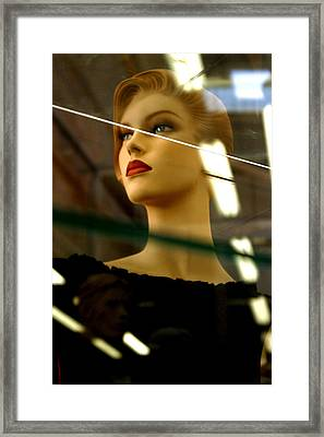 Sophia Framed Print by Jez C Self