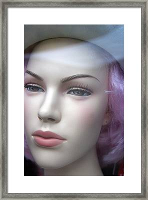 Sophie Framed Print by Jez C Self