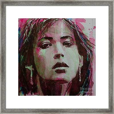 Sophie Framed Print by Paul Lovering