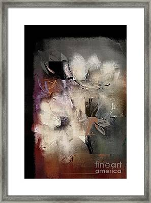 Sophisticated - 036036039-2a Framed Print by Variance Collections