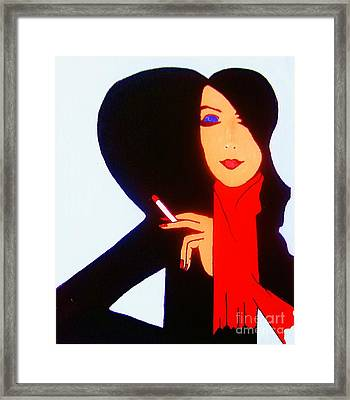 Sophistication Framed Print by Roberto Prusso