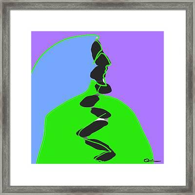 Sorcerer 2 Framed Print