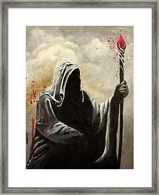 Sorcery Framed Print