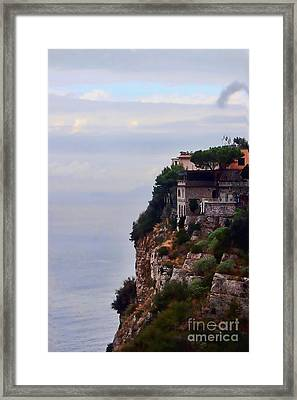 Sorrento Framed Print by Tom Prendergast