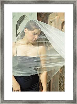 Sorrow Framed Print by Pamela Patch