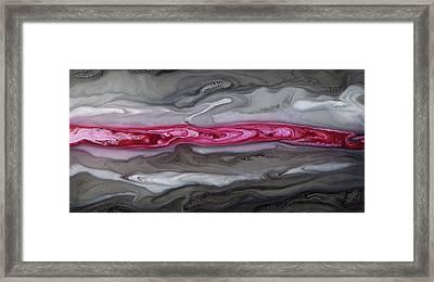 Sortilegio Del Amor IIi Framed Print