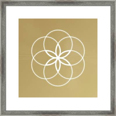 Soul Creation Framed Print
