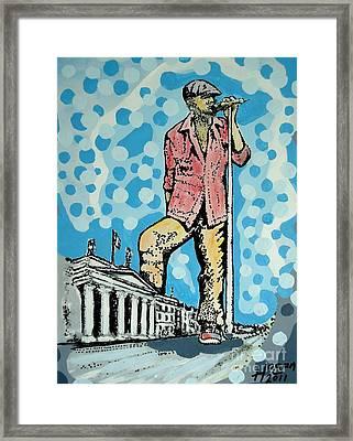 Soul Inspired Framed Print by Alan Hogan