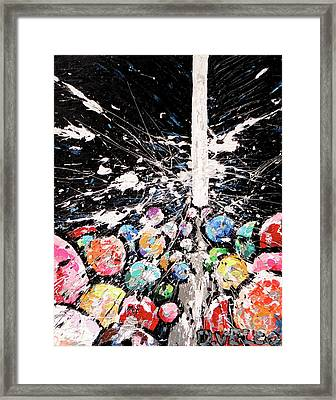 Soul Journey Framed Print by Dennis Velco