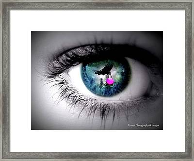 Soul Magic Framed Print