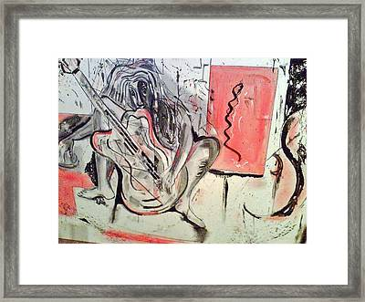 Soul Mate Framed Print by DC Campbell