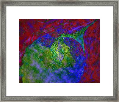 Soul Mates Framed Print by Dorothy Berry-Lound