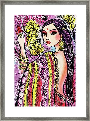 Soul Of India Framed Print