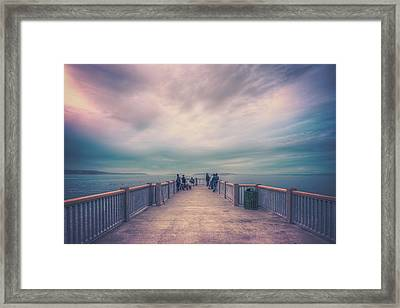 Framed Print featuring the photograph Soul Power by Spencer McDonald