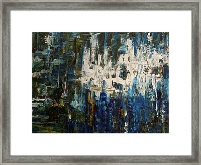 Soul Reflection Framed Print