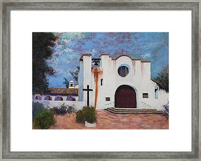 Soul Retreat Framed Print by M Diane Bonaparte
