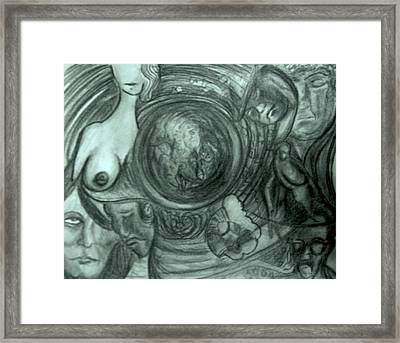 Soul Sleeper Framed Print by Richard  Hubal